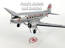 Douglas DC-3 TWA 1/100 Scale Model by Flight Miniatures