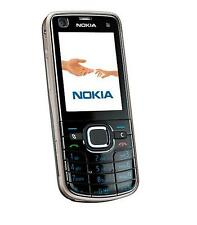 Nokia 6220 classic (Unlocked)3G Smartphone 5 megapixel camera Carl Zeiss optics