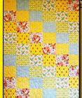PATTERN - Sunsprite - pieced quilt mini PATTERN - Villa Rosa Designs
