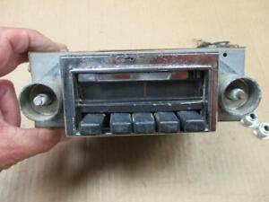 60s Ford Fairlane Bronco F150 ??   AM FM Radio  Unknown Application RARE!