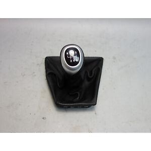 2011-2013 BMW F10 550i N63 V8 6-Speed Shifter Knob Trim for Manual Transmission