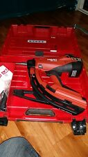 Hilti GX 120  Gas Actuated Fastening Nail Gun with plastic case BRAND NEW.