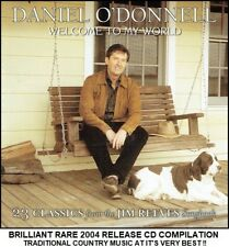 Daniel O'Donnell Very Best Greatest Hits Collection Jim Reeves Country Music CD