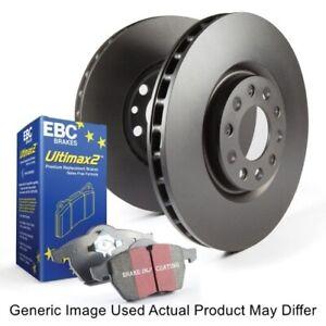 EBC S1KF1647 Front S1 Kits Ultimax 2 & RK Rotors For 2013-18 BMW 320i xDrive NEW