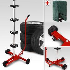Support de rangement pneus pour 4 roues complètes max 225mm Stockage Garage cave