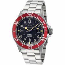 Glycine Men's 3908.106AT.R1.MB Combat Sub Automatic 42mm GL0078 Wrist Watch