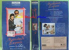 film VHS MARRAKECH EXPRESS Gabriele Salvatores SIGILLATA REPUBBLICA (F16)no dvd