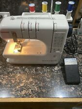 Janome Cover Pro 1000CPX 1000 CPX Coverstitch Serger Machine