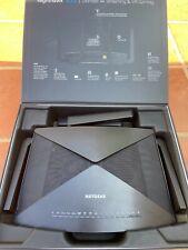 NETGEAR Nighthawk X10 7200 Mbps 7 Port Wireless AD Router (R9000-100NAS)