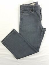 Adriano Goldschmied AG Protege Straight Leg Gray Mens Pants Denim Jeans sz W33