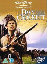 Davy Crockett - King Of The Wild Frontier (DVD Region 2, 2005)