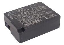 7.4V battery for Panasonic Lumix DMC-GH2, Lumix DMC-GH2H, DMW-BLC12PP, Lumix DMC