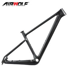 "T1000 29ER L Size Carbon Bike Mountain Frame Max 2.4"" Tires Carbon Bicycle Frame"