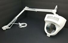 Used Fame Portable Luminaire Lamp Swing Arm Magnifier Lamp E78751 Jewelry