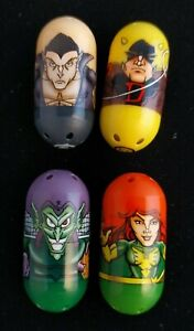 Mighty Beanz Marvel 13 Green Goblin 23 Phoenix 24 Submariner 30 Yellow Daredevil