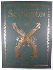 Scorpion 7 Au nom du père Marini Desberg Tirage de tête + Silhouette Comme neuf