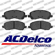 4pcs Brake Pads Ceramic ACDelco Advantage 14D866C For Chrysler Sebring