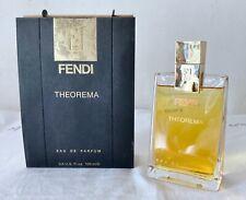 Fendi Theorema edp 100 ml. vintage