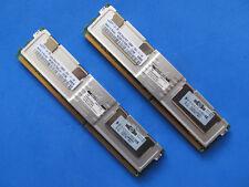Samsung 2GB 2Rx4 PC2-5300F-555  DDR2 Ram x 2
