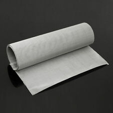 300 x 900mm M 100 Mesh Stainless Steel Woven Wire Cloth Screen Filter Sheet