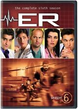 ER: The Complete Sixth Season [New DVD] Repackaged, Subtitled, Widescreen