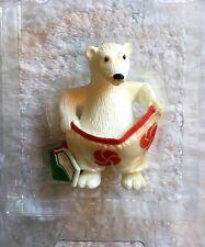 "Hallmark Keepsake Ornament-""Dad"" 1989-Polar Bear-Original Box"