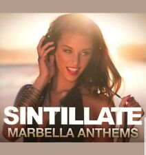 SINTILLATE Marbella Holiday Anthems 3CD best of Dance gift Calvin Harris Robin S