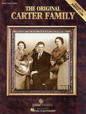 Artist Songbooks: The Original Carter Family : Biography by Johnny Cash (1999, P