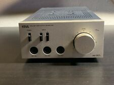 Stax SRM-007T Tube Amp With Extra Tubes