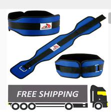 "Back Support Neoprene Exercise Belt for  Body Building weightlifting gym 6"""