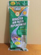 "Endust Register Air Filter Replacement 4"" x 10"""