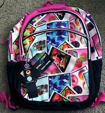 Star Point Tech-Ready Sweet Treats  Multi-Color Backpack New NWT 9/29