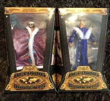 WWE Defining Moments Macho Man And Ric Flair Figures With Robes