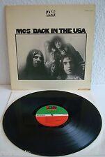 MC5 | Back in the USA | MC 5 | Atlantic  | LP: Very Good - | Cover: Very Good