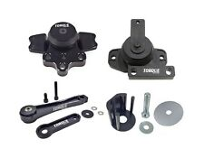 Torque Solution Complete Mount Kit w/ Street Insert VW Golf MK5 06-2008 2.0T FSI