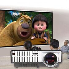 4000 Lumens LED Projector HD 1080p Multimedia Home Cinema Theater USB VGA