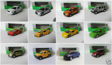 WELLY Plastic Diecast Cars, Trucks & Vans