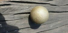 Iron Cannon Ball, woolwich arsenal find.
