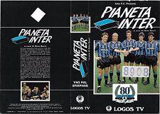 PIANETA INTER (1988) vhs ex noleggio