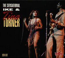Ike & Tina Turner-The Sensational Ike & Tina Turner 2cd-box Charlie Records 1