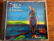 Tesoros De La Musica Afrolatina Vol 6 CD Salsa Clásica 1990