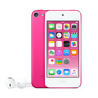 Apple iPod Touch 6th Generation Pink 16 GB