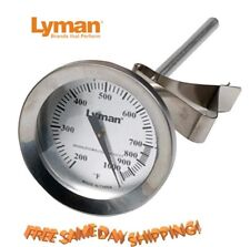 2867793 Lyman Authentic Lead Casting Thermometer, Reloading Mold Accurate new!