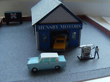 N Gauge  --- Car Garage