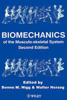 Biomechanics of the Musculo-Skeletal System, 2nd Edition-ExLibrary