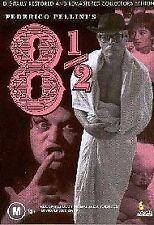 Fellini's 8-1/2 (DVD, 2004)