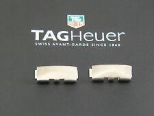N.O.S. original Heuer Autavia Bracelet End links set (2) 20 mm Man parts EU