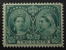 Canada #52, F-VF, MNH OG, 1897 Victoria Jubilee Issue