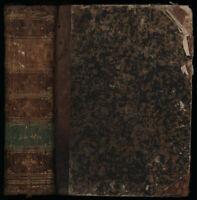 Grotius: De Jure Belli Ac Pacis Libri Tres (1719). 2 Bände. Ausgabe in Latein.