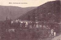 BEZ château de lavalette écrite 1919